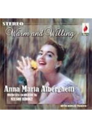 Anna Maria Alberghetti - Warm And Willing (Music CD)