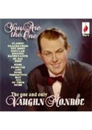 Vaughn Monroe - You Are The One (Music CD)