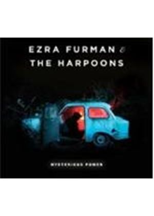 Ezra Furman & the Harpoons - Mysterious Power (Music CD)