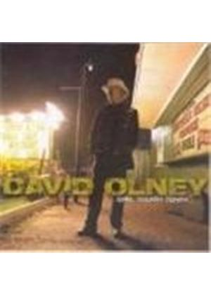 David Olney - One Tough Town (Music CD)