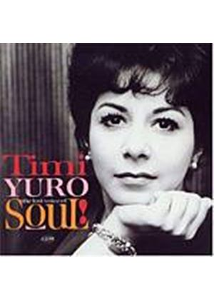Timi Yuro - Lost Voice Of Soul (Music CD)