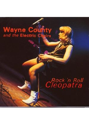 Wayne County And The Electric Chairs - Rock N Roll Cleopatra (Music CD)