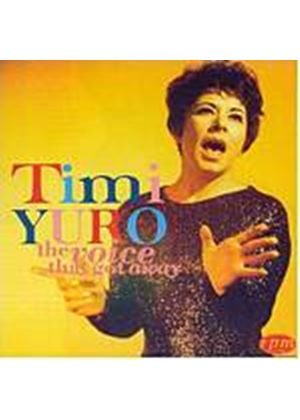 Timi Yuro - Lost Voice Of Soul, The (Music CD)