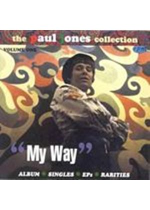 Paul Jones - Collection Volume One - My Way (Music CD)