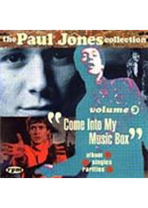 Paul Jones - Paul Jones Collection Vol.3, The (Come Into My Music Box) (Music CD)