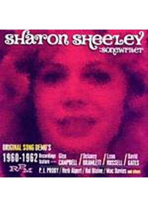 Various Artists - Sharon Sheeley :Songwriter - Original Song Demos 1960-1962 (Music CD)