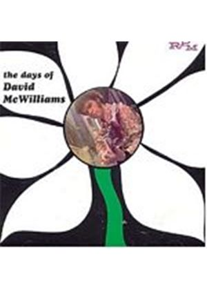 David McWilliams - Days Of David McWilliams (Music CD)
