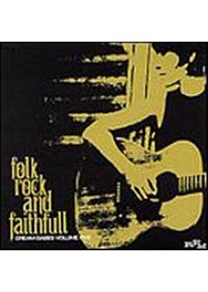 Various Artists - Dream Babes Vol. 5 - Folkrock In Faithful (Music CD)