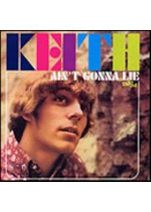 Keith - Aint Gonna Lie (Music CD)