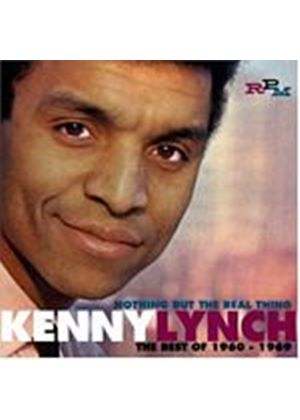 Kenny Lynch - Nothing But The Real Thing (Music CD)