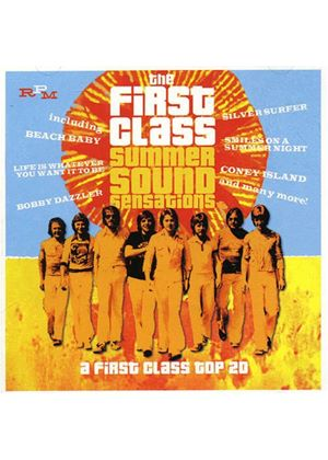 The First Class - Summer Sound Sensations (Music CD)