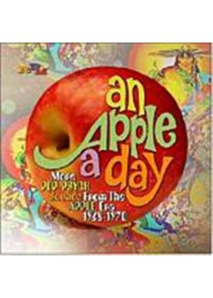 Various Artists - An Apple A Day - More Pop Psych From The Apple Era 1968 - 70 (Music CD)
