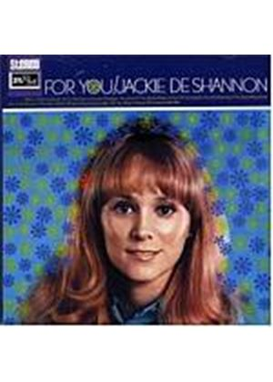 Jackie Deshannon - For You (Music CD)