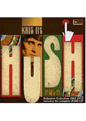 Kris Ife - Hush (Music CD)