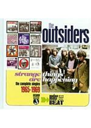 The Outsiders - Strange Things Are Happening (Music CD)