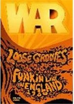 War - Loose Grooves (Funkin' Live In England 1980)