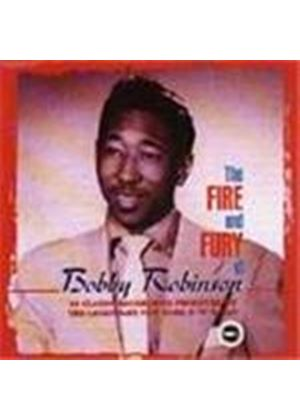 Various Artists - Fire And The Fury Of Bobby Robinson, The