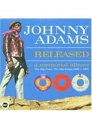 Johnny Adams - Released Memorial Album (Music CD)