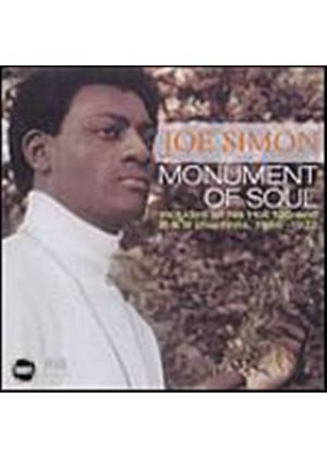 Joe Simon - Monument Of Soul (Music CD)