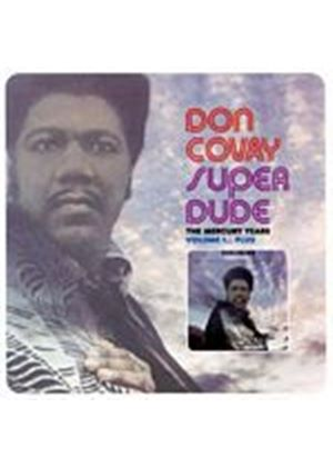 Don Covay - Super Dude: The Mercury Years Volume 1... Plus (Music CD)
