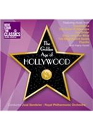 Golden Age of Hollywood (Music CD)