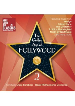 Golden Age of Hollywood, Vol. 2 (Music CD)