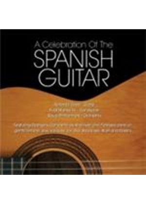 (A) Celebration of the Spanish Guitar (Music CD)
