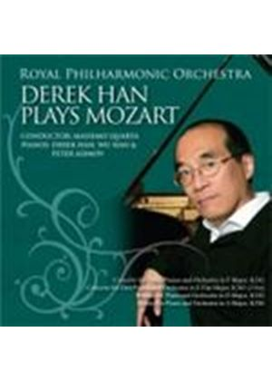 Mozart: Piano Concertos K242 & K365 (Music CD)