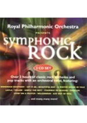 Royal Philharmonic Orchestra (The) - Symphonic Rock (Music CD)