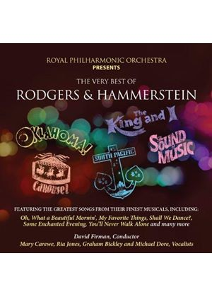 Royal Philharmonic Orchestra - Best of Rodgers & Hammerstein (Music CD)