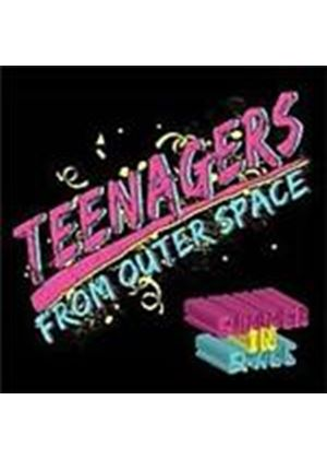 Teenagers From Outerspace - Summer In Space (Music CD)