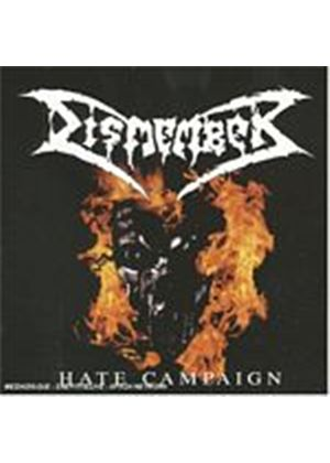 Dismember - Hate Campaign [Digipak] (Music CD)