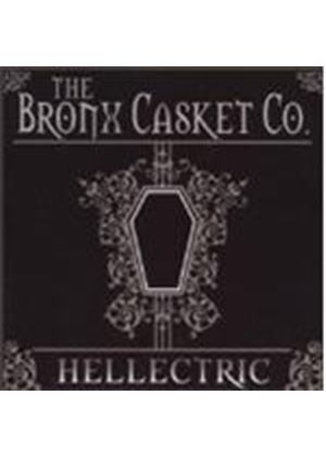 Bronx Casket Co. - Hellectric (Music Cd)