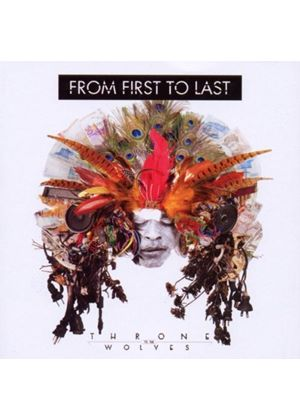 From First To Last - Throne To The Wolves (Music CD)