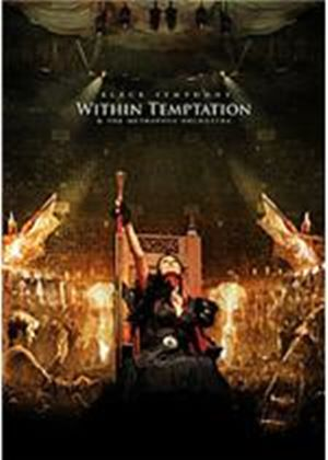 Within Temptation with the Metropole Orchestra: Black Symphony Live (Music DVD)