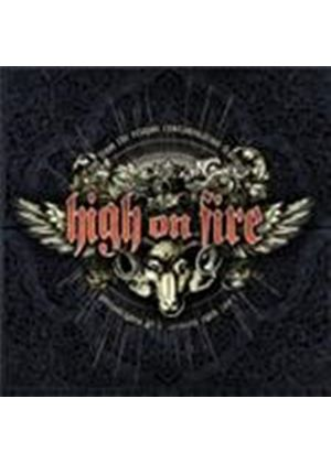 High On Fire - Live From The Relapse Contamination Festival (Philadelphia PA 19 Jan 2003) (Music CD)