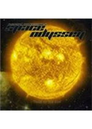 Space Odyssey - Tears Of The Sun (Music Cd)