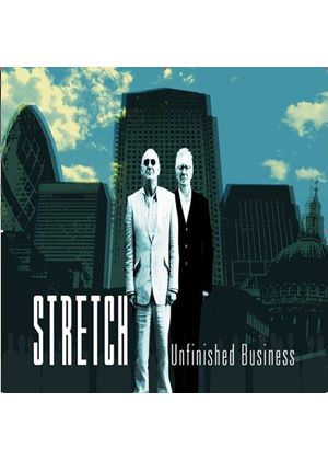 Stretch - Unfinished Business (Music CD)