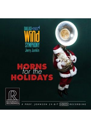Horns for the Holidays (Music CD)