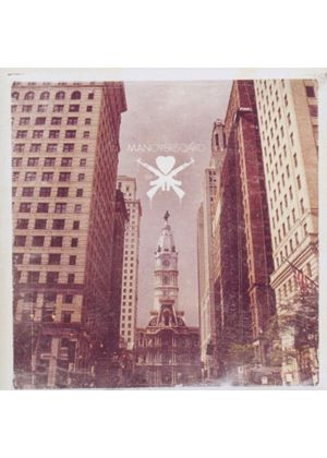Man Overboard - Man Overboard (Music CD)
