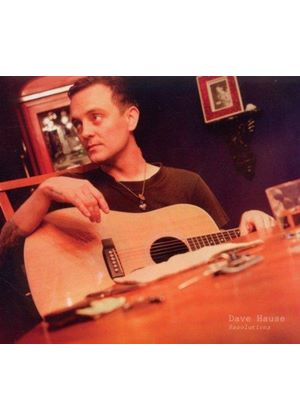 Dave Hause - Resolutions (Music CD)