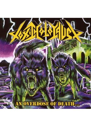 Toxic Holocaust - An Overdose Of Death... (Music CD)