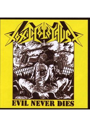 Toxic Holocaust - Evil Never Dies (Music CD)