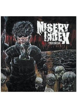 Misery Index - Discordia (Music CD)