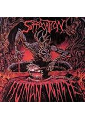 Suffocation - Human Waste (Music CD)