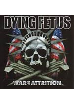 Dying Fetus - War Of Attrition (Music CD)