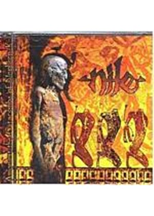 Nile - Amongst The Catacombs Of Nephren-Ka (Music CD)