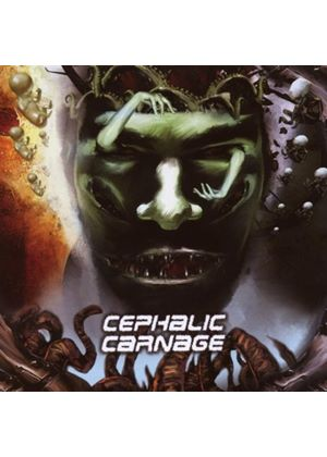 Cephalic Carnage - Conforming To Abnormality (Music CD)
