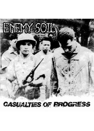 Enemy Soil - Casualties Of Progress (Music CD)