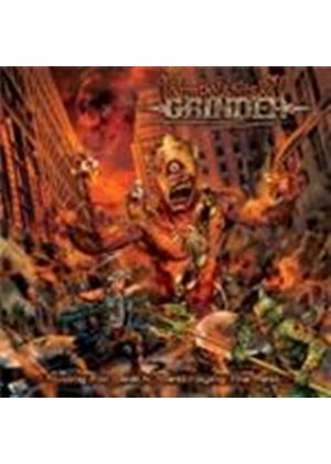 Rumpelstiltskin Grinder - Living For Death Destroying The Rest (Music CD)